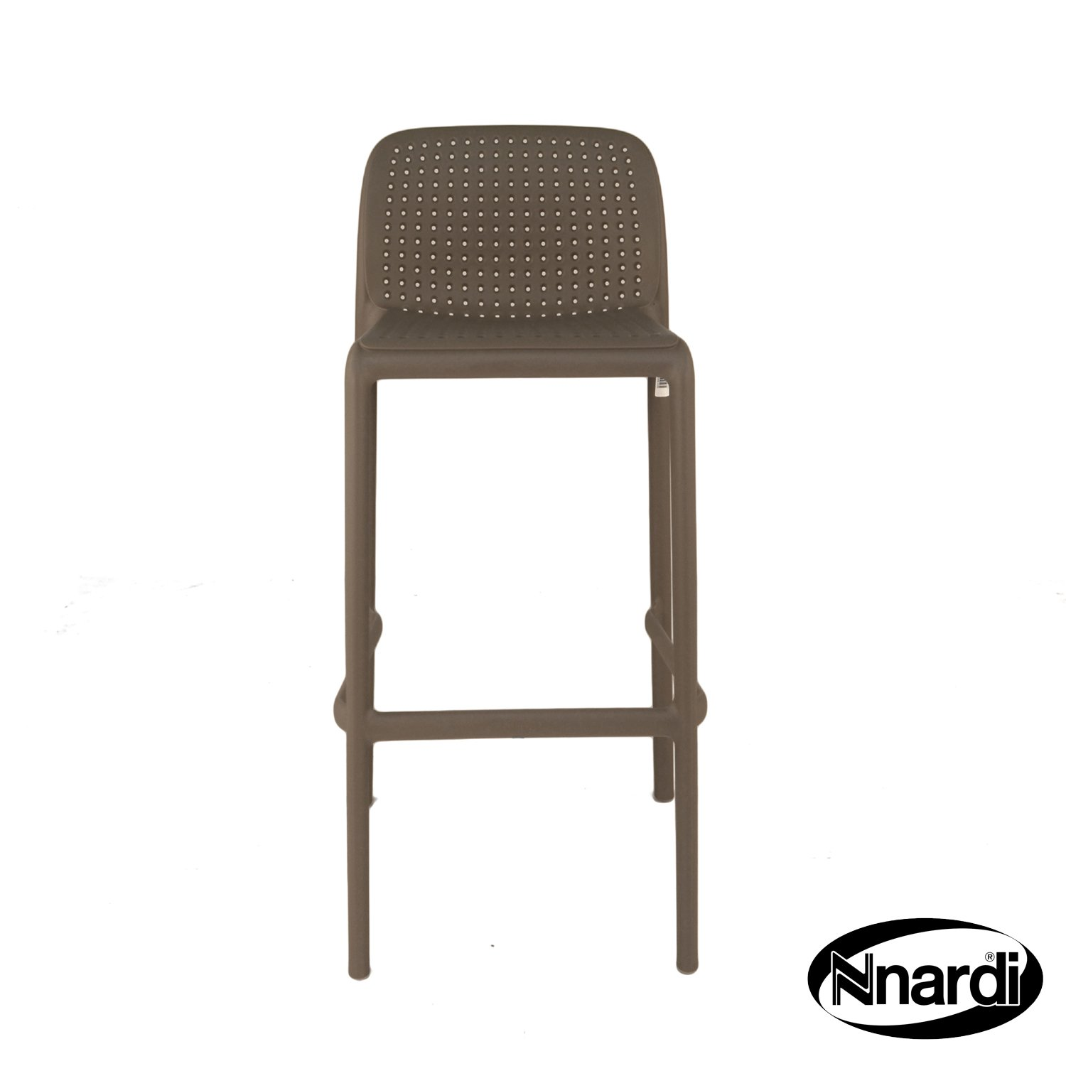 Nardi Lido Bar Stool Turtle Dove Grey At Barnitts Online