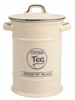 T & G Pride of Place Tea Jar Cream