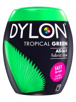 Dylon Machine Wash Dye Pod In Tropical Green 03