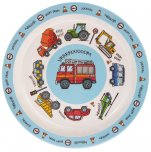 Lesser & Pavey Little Stars Vehicles Plate