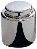 Grunwerg Chrome Plated Wine Stopper with Mirror Finish