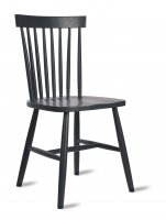 Garden Trading Spindle Back Set of 2 Chairs in Carbon - Beech