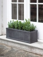 Garden Trading Bathford Trough, Large W70cm - Fibre Clay