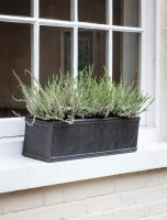 Garden Trading Bathford Trough, Small W60cm - Fibre Clay