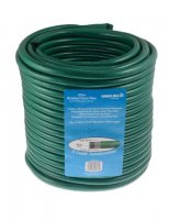 Green Jem Braided Hose Pipe-50m