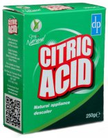 Dri-Pak Clean & Natural Citric Acid 250g