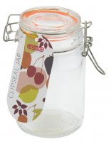 Apollo Housewares Glass Clipseal Jar 0.29L