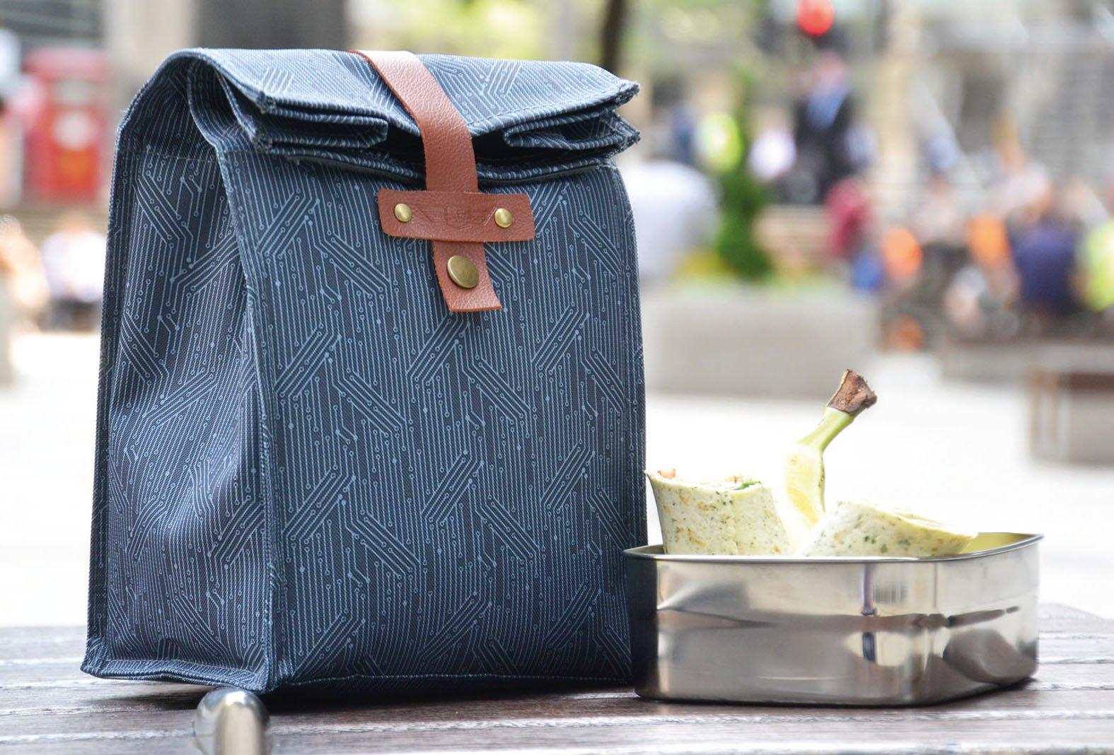 Beau Amp Elliot Circuit Mens Lunch Bag At Barnitts Online