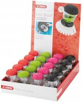 Judge Kitchen Coloured Dish Brush - Assorted