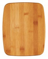 KitchenCraft Reversible Bamboo Chopping Board 25cm x 20cm