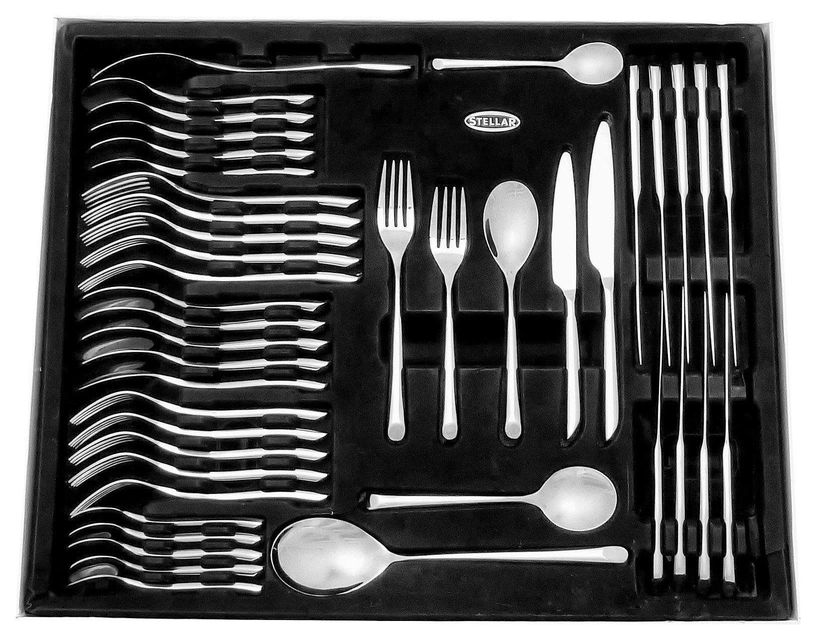 Stellar Cutlery Raglan 44 Piece Gift Box Set