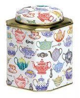Deborah Pope Tea / Coffee Teapot Caddy