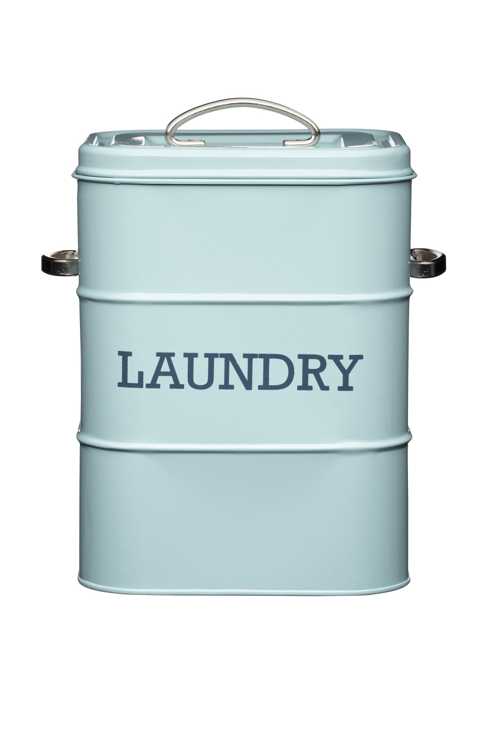 Kitchen Craft Living Nostalgia Laundry Soap Tin Vintage