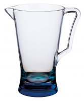 KitchenCraft Santorini Acrylic Outdoor Pitcher 1.6 Litres
