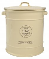 T & G Pride Of Place Bread Crock Old Cream