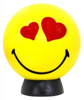 Smiley World LED Lamp - Love