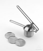 Grunwerg Stainless Steel Potato Ricer