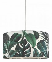 Dar Filip Easy Fit Green Leaf Print Shade