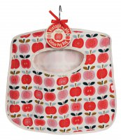 Rex Vintage Apple Peg Bag