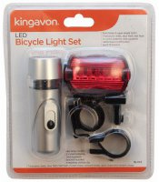 Kingavon LED Bicycle Light Set