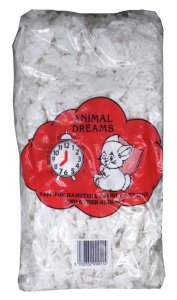 Animal Dreams Small Pet Paper Bedding 50g