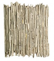 David Hunt Willow Wall Washer Old Ivory