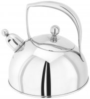 Stellar Bresor Polished Stove Top Kettle 2.0L