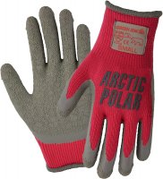 Green Jem Arctic Polar Extra Grip Work Gloves- Small