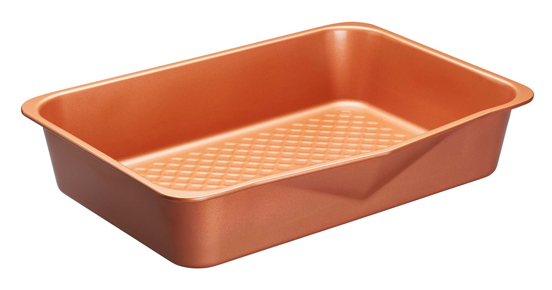 Kochen & Genießen Masterclass Smart Ceramic 42.5 X 31.5 Cm Heavy-duty Stackable Roasting Pan Set