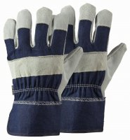 Briers Men's Rigger Gloves Twin Pack Blue