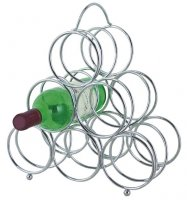 Premier Omega 6 Bottle Wine Rack