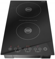 Stellar Double Induction Hob 3100W