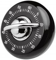 Judge Kitchen Classic Timer - Black