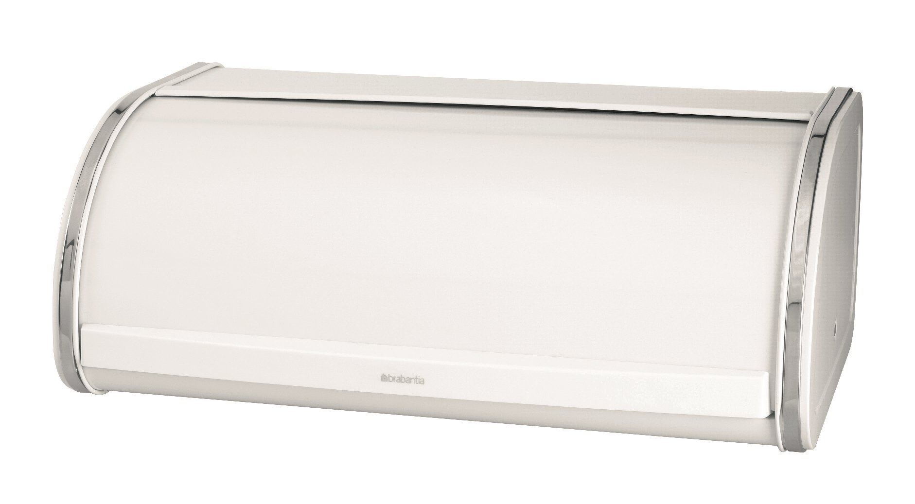 Brabantia Roll Top Bread Bin In White At Barnitts Online Store Uk Barnitts