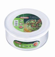 Pyrex Classic 1.1 Litre Round Dish & Lid