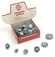 Faithfull Grinding Wheel Assorted
