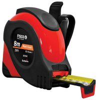 Fisco Big T 8m/26ft Tape Measure