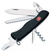 Victorinox Forester Swiss Army Knife Black