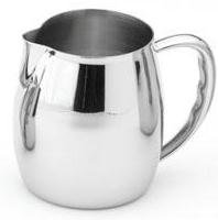 Grunwerg BX Series 5oz Stainless Steel Cream Jug