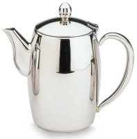 Café Stål Bellux 35oz Mirror Finish Stainless Steel Coffee Pot