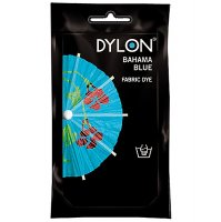 Dylon Fabric Dye for Hand Use - Bahama Blue (21)