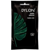 Dylon Fabric Dye for Hand Use - Dark Green (09)