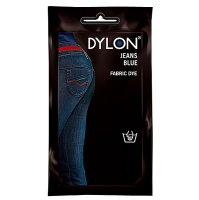Dylon Fabric Dye for Hand Use - Jeans Blue (41)