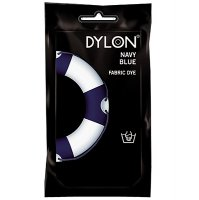 Dylon Fabric Dye for Hand Use - Navy Blue (08)