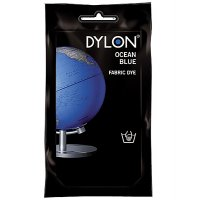 Dylon Fabric Dye for Hand Use - Ocean Blue (26)
