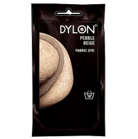 Dylon Fabric Dye for Hand Use - Pebble Beige (10)
