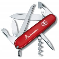 Victorinox Camper Swiss Army Multi Tool Red