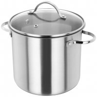 Judge Essentials Stainless Steel Stockpot 20cm
