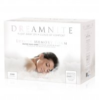DreamNite Kingsize Memory Foam Electric Blanket