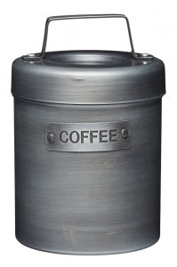 KitchenCraft Industrial Kitchen Vintage Coffee Canister